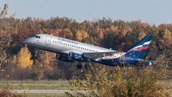 У Sukhoi Superjet в небе над Уралом отказало оборудование