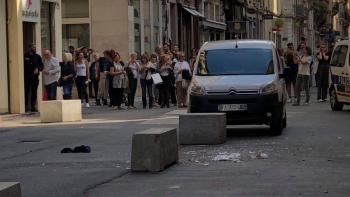 В центре Лиона взорвалась бомба, есть пострадавшие (ВИДЕО)