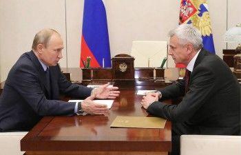 ФОМ зафиксировал самый низкий рейтинг Путина в регионе экс-главы Нижнего Тагила