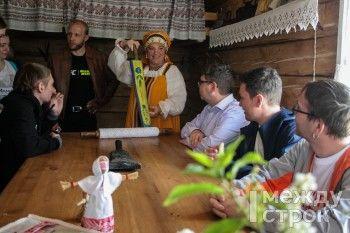 Висимо-уткинская форель, фестиваль капусты и уральское гостеприимство. Областных журналистов познакомили с потенциалом туркластера «Гора Белая»