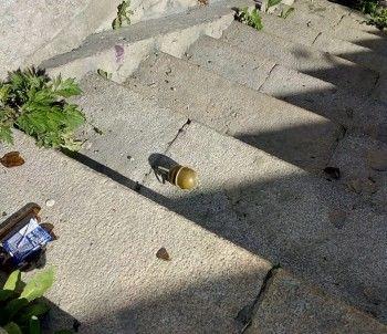 В центре Екатеринбурга дети нашли гранату