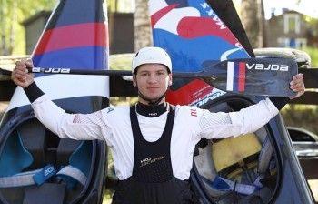 Тагильчанин завоевал бронзу на чемпионате Европы по гребному слалому в составе сборной России