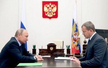 Глава Астраханской области ушёл в отставку