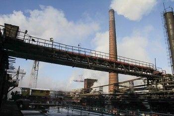 После взрыва и демонтажа старой дымовой трубы коксохима ЕВРАЗ НТМК создаст сквер