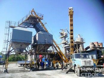 Завод «Тагилдорстроя» начнёт производить новый асфальт уже в середине июня