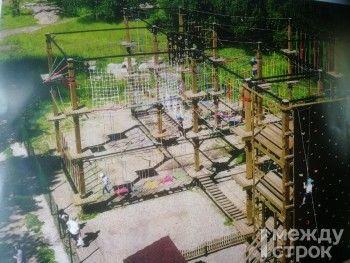 Верёвочный экстрим-парк появится в Нижнем Тагиле уже этим летом