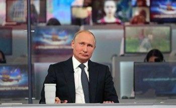 Путин признал, что жить россиянам стало тяжелее