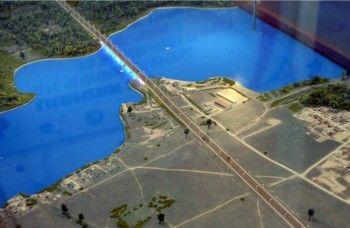 Мэрия Нижнего Тагила объявила конкурс на строительство моста через Тагильский пруд за 4 млрд рублей