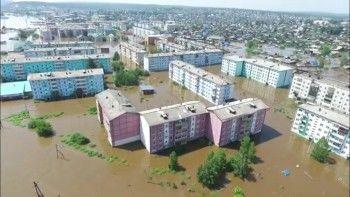 Из-за наводнения в Иркутской области погибли 7 человек, ещё 9 пропали без вести