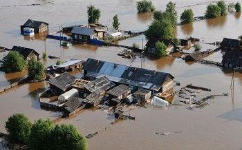 Путин объявил наводнение под Иркутском чрезвычайной ситуацией федерального характера