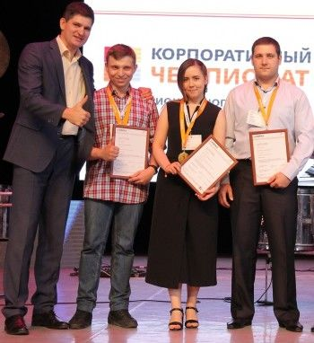 ЕВРАЗ НТМК завоевал золотые медали на корпоративном чемпионатеWorldSkills