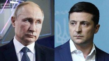 Путин и Зеленский впервые провели телефонный разговор