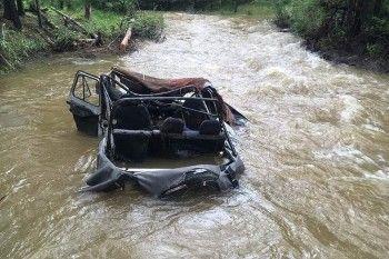 В Туве погибло девять человек при переправе через реку. Семеро погибших — дети