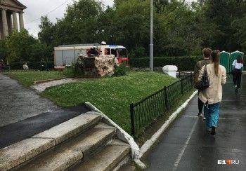 В Екатеринбурге эвакуируют все здания УрФУ из-за сообщения о минировании