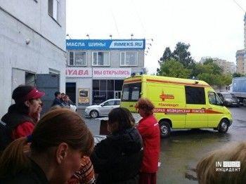 ВЕкатеринбурге курьер убил сотрудника супермаркета «Мегамарт» за замечание