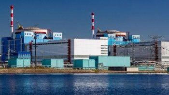Калининская АЭС вернётся к нормальному режиму работы в течение двух суток