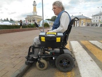 ВКостроме жильцы дома судятся синвалидом-колясочником, отказываясь платить по16 рублей запандус