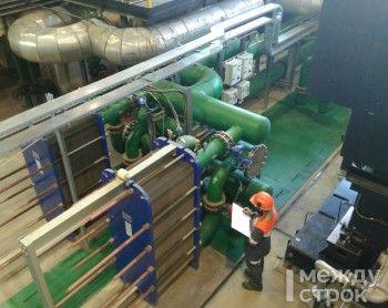На ЕВРАЗ НТМК открыли обновлённую компрессорную станцию