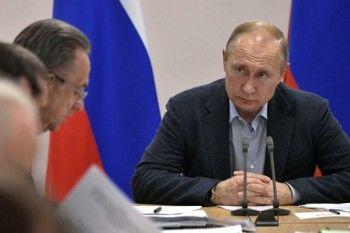 Владимир Путин раскритиковал ход работ по ликвидации последствий наводнения в Иркутской области