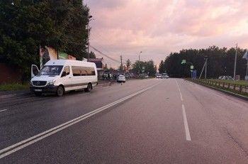 После ДТП на Берёзовском тракте госпитализированы четыре пассажира автобуса