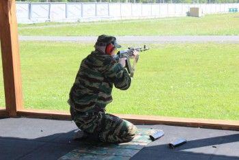 Полицейский из Нижнего Тагила стал бронзовым призёром чемпионата ГУ МВД по Свердловской области по стрельбе из боевого оружия