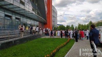 В Нижнем Тагиле эвакуировали медцентр «Уралвагонзавода» (ВИДЕО)