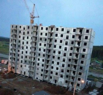 В СК рассказали подробности гибели рабочего на стройке многоэтажки на Муринских прудах в Нижнем Тагиле