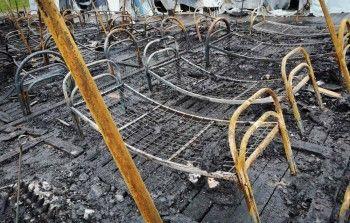 Умер четвёртый ребенок, пострадавший при пожаре в палаточном городке