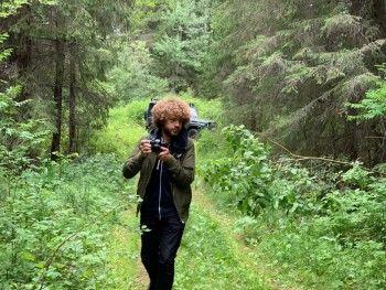 «Как бороться с быдлом, которое считает нормальным выбрасывать мусор в лес?» Блогер Илья Варламов рассказал о свалках в лесах Свердловской области