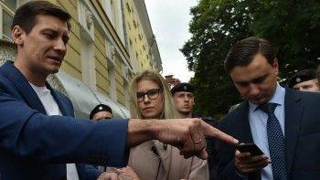 В Москве прошлиночные обыски идопросы незарегистрированных кандидатов вдепутаты Мосгордумы