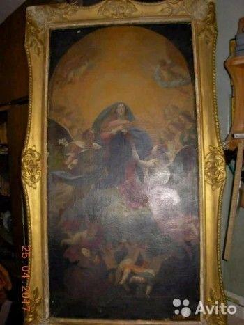 Житель Нижнего Тагила продаёт на Avito картину середины XIX века за 300 тысяч рублей
