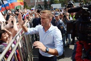 Алексея Навального госпитализировали из спецприёмника с приступом аллергии
