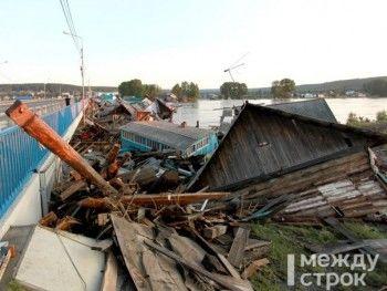 Население Тулуна эвакуируют из-за угрозы нового паводка