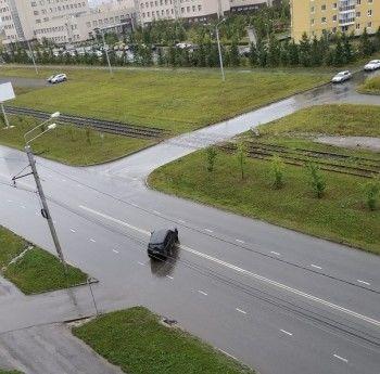 В Нижнем Тагиле после аварии с мотоциклом на Уральском проспекте изменилась дорожная разметка