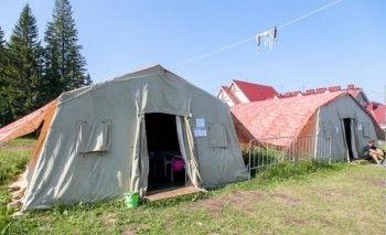 Мэрия Нижнего Тагила прокомментировала закрытие детского палаточного лагеря на горе Белой