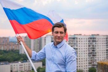Дмитрия Гудкова арестовали за повторное нарушение правил проведения митинга