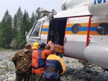 На сплаве в Бурятии погиб турист из Свердловской области. Тургруппу эвакуировали (ВИДЕО)