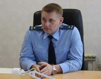 Источник: Прокурор Пригородного района Игорь Вейс ушёл в отставку