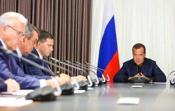Дмитрий Медведев призвал усилить работу по тушению лесных пожаров в Сибири