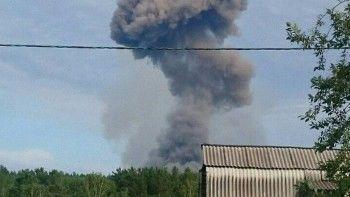 ТАСС: Один человек погиб и семеро пострадали в результате взрыва в Красноярском крае