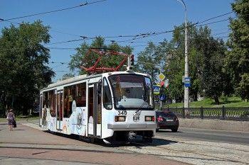 Опубликован график движения трамваев в день рождения Нижнего Тагила после праздничного салюта