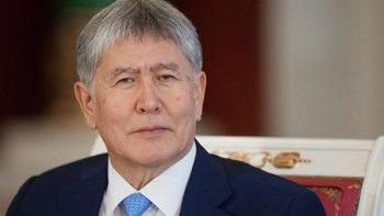 Экс-президента Киргизии Атамбаева арестовали