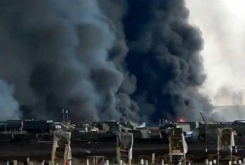 В результате взрыва на военном полигоне в Архангельской области погибли пять человек