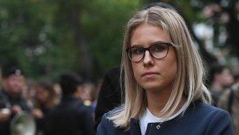 Любовь Соболь повторно оштрафовали на 300 тысяч рублей после акции 3 августа