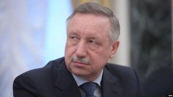 Врио главы Санкт-Петербурга во время дебатов назвал себя беспартийным. Его биографию удалили с сайта «Единой России» спустя сутки