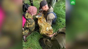В Омске после двух суток поиска нашли пропавшего в лесу ребёнка