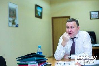 Владислав Пинаев прокомментировал отстранение своего заместителя Владимира Юрченко