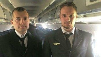 Владимир Путин присвоил звания Героев России пилотам совершившего аварийную посадку Airbus A321