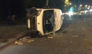 В Челябинске при столкновении КамАЗа и автобуса пострадали 13 человек
