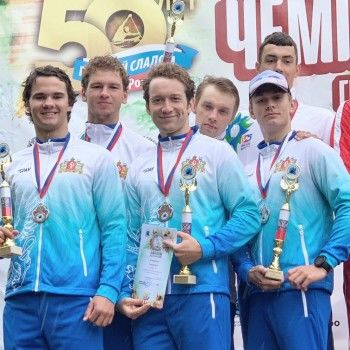 Слаломисты из Нижнего Тагила стали лучшими на чемпионате России
